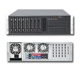 Máy Chủ Server Supermicro Z420 Rack 3U X9 Workstation E5-1620