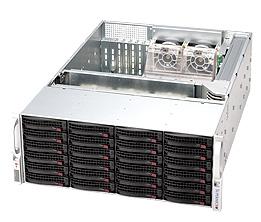 LifeCom Storage 4U 24-bay X10 SC846 E3-v3
