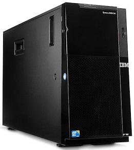 MÁY CHỦ SERVER IBM® System® x3500 M4 - E5-2620v2