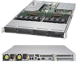 Máy Chủ Server SuperServer 6018U-TRT+