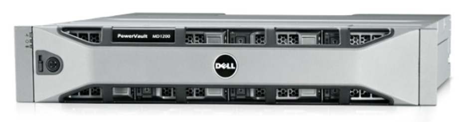 MÁY CHỦ SERVER DELL POWERVAULT MD1200 DAS ARRAY