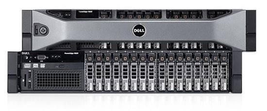 MÁY CHỦ DELL POWEREDGE R820 E5-4607 V2 2.60GHz