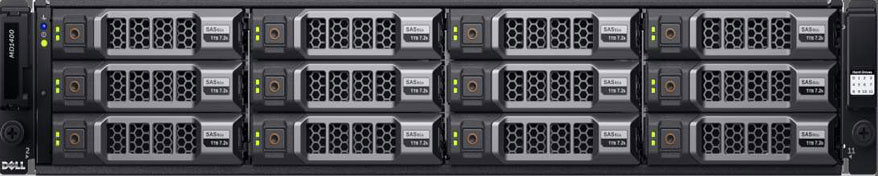 MÁY CHỦ DELL STORAGE POWERVAULT MD1400 DAS STORAGE