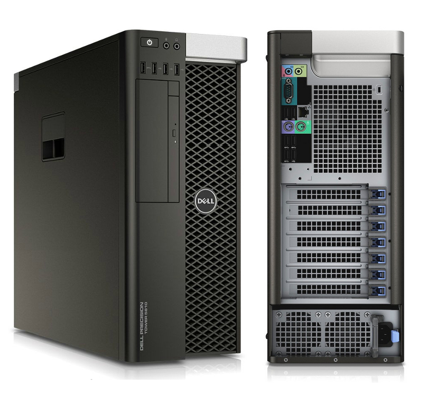 MÁY CHỦ WORKSTATION DELL PRECISION T5810 XEON E5 - 1620 V3