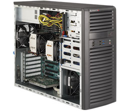 LifeCom Z460 X9 Workstation E5-2620v2