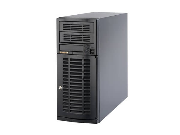 MÁY CHỦ SERVER SUPERMICRO USA TOWER CSE-733T-500B E5-2640 v4