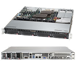 Máy Chủ Server SuperServer 6018R-MTR