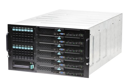 MÁY CHỦ SERVER INTEL® MODULAR SERVER SYSTEM E5620, 2.4GHz (4-MODULE BLADE)