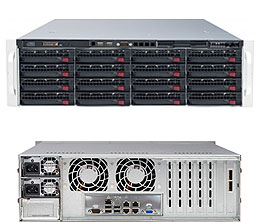 Máy Chủ Server SuperStorage Server 6037R-E1R16L
