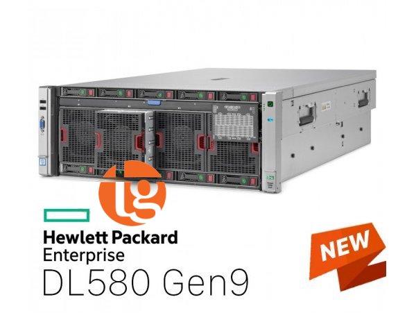 Máy chủ Server HPE ProLiant DL580 G9 E7-4820 v3, 793161-B21