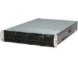 LifeCom Storage 2U 12-bay X10 SC826 E3-v3